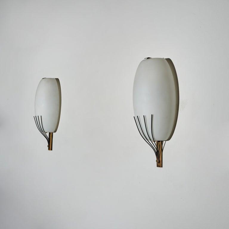 Pair of Sconces by Stilnovo 1