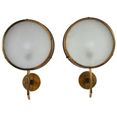 Pair of Sconces by Stilnovo