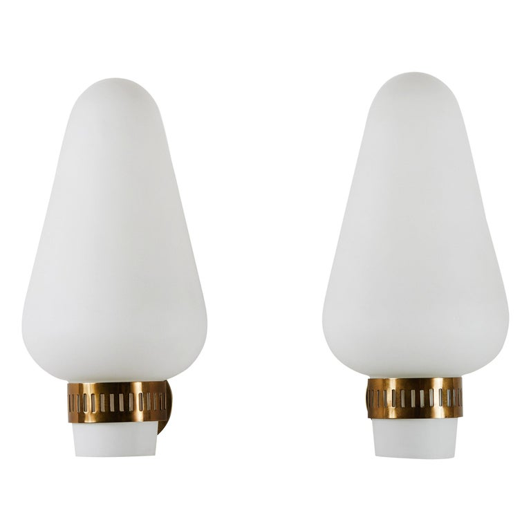 Pair of Sconces by Stilnovo For Sale