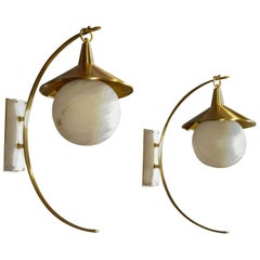 Pair of Sconces Studio Glustin