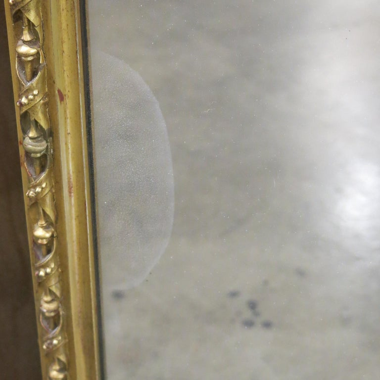Pair of Scottish Tall Mirrors For Sale 6