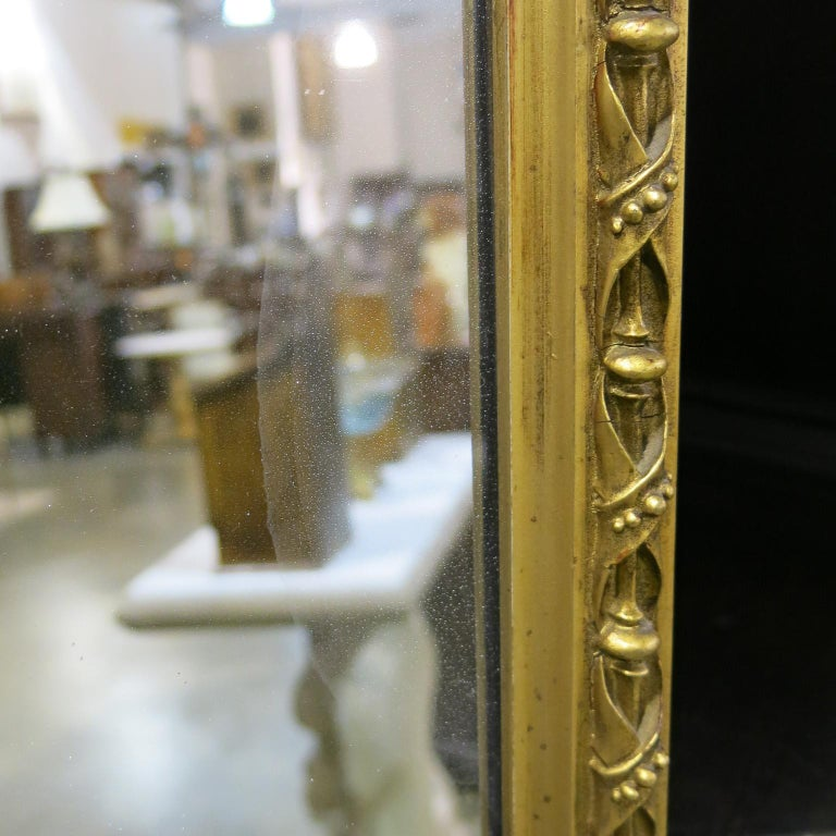 Pair of Scottish Tall Mirrors For Sale 7