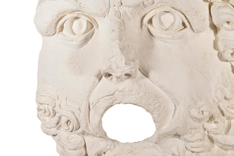 Pair of Sculptures, Plaster, France, circa 2000 For Sale 5