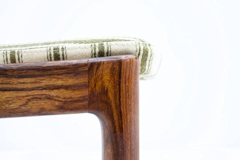 Pair of Side Chairs by Kai Lyngfeldt-Larsen for Søren Willadsen, Denmark, 1960s In Good Condition For Sale In Frankfurt / Dreieich, DE