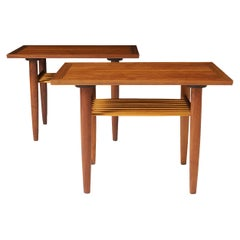 Pair of Side Tables by George Nakashima for Widdicomb