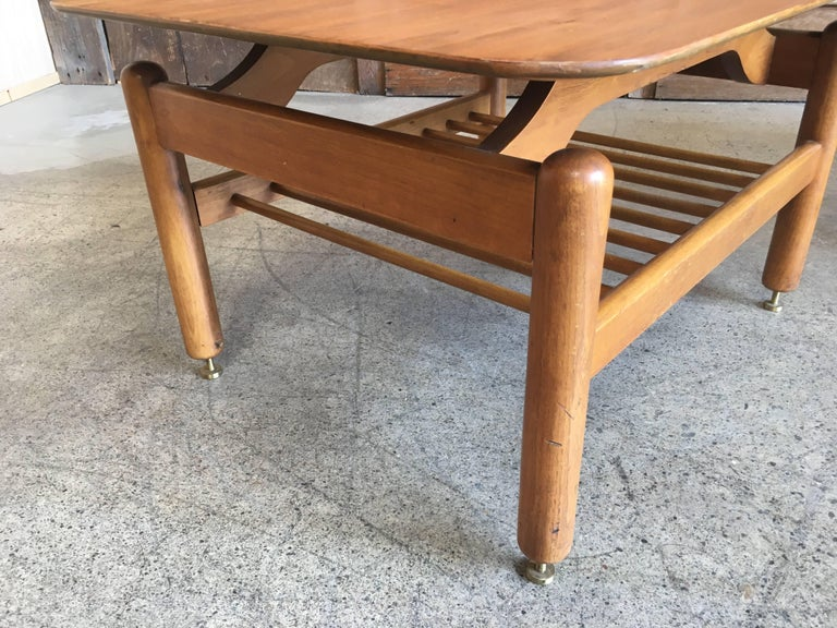 Pair of Side Tables by Greta Grossman For Sale 5