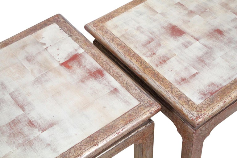 Pair of Side Tables by Max Kuehne 2