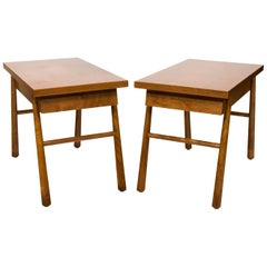 Pair of Side Tables by Robsjohn-Gibbings or Widdicomb