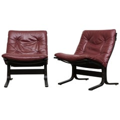"Pair of ""Siesta"" Easy Chairs for Westnofa"