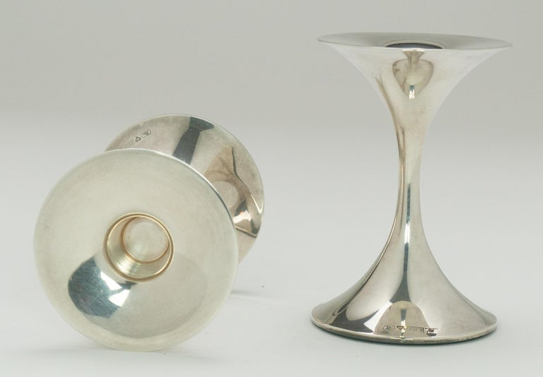 Artist Tapio Wirkkala (1915 Hanko, Finland - 1985 Helsinki, Finland) A giant of Finnish design, Wirkkala was an artist of great diversity for whom no material was alien and who left no area of design unexplored. A glass design competition held by