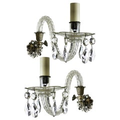 Pair of Single-Arm Sconces