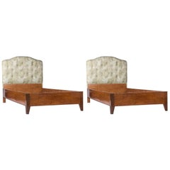 Pair of Single Beds by Gio Ponti