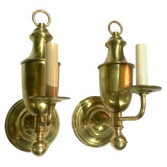 Pair of Single Light Sconces