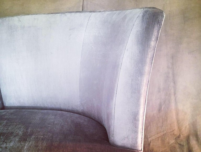 Contemporary Pair of Sofas by Darren Ransdell Design For Sale