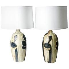 Pair of Soholm Lamps, Denmark, 1970