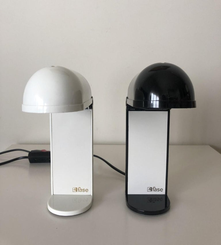 Post-Modern Pair of Spanish Black and white