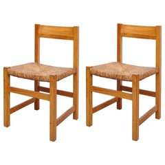 Pair of Spanish Chairs from 1950s
