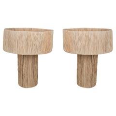 Pair of Spanish Handmade Table Lamps