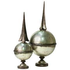 Pair of Spicchio Oriente Ornaments