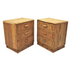 Mid-Century Modern Commodes and Chests of Drawers