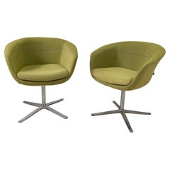 Pair of Steelcase Coalesse Bob Chairs