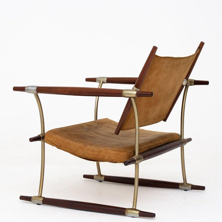 Scandinavian Modern Pair of Stick Chairs by Jens Harald Quistgaard For Sale