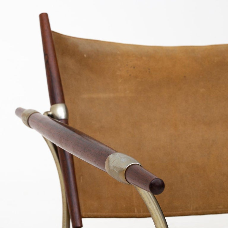 Danish Pair of Stick Chairs by Jens Harald Quistgaard For Sale