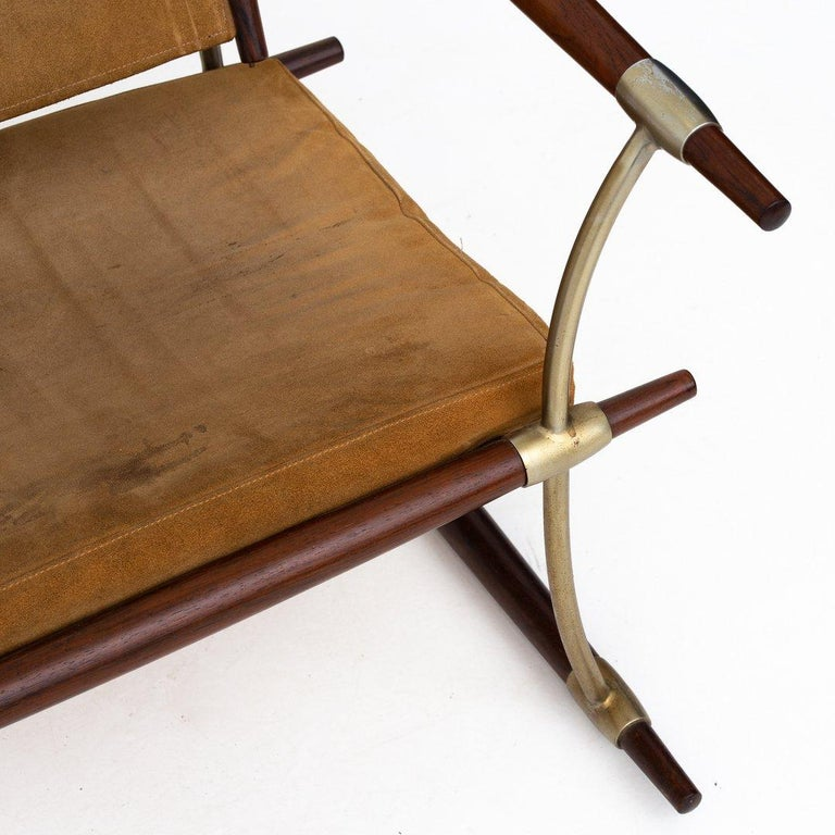 Pair of Stick Chairs by Jens Harald Quistgaard In Good Condition For Sale In Copenhagen, DK