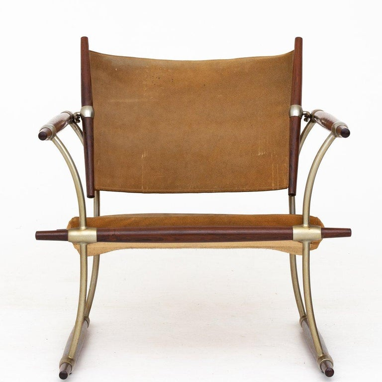 Pair of Stick Chairs by Jens Harald Quistgaard For Sale 1