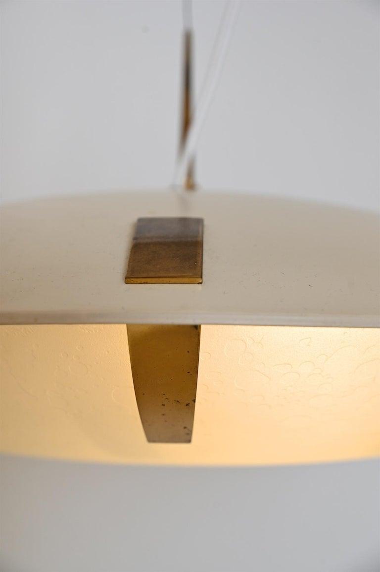 Pair of Stilnovo Ceiling Light Model 1140 For Sale 2