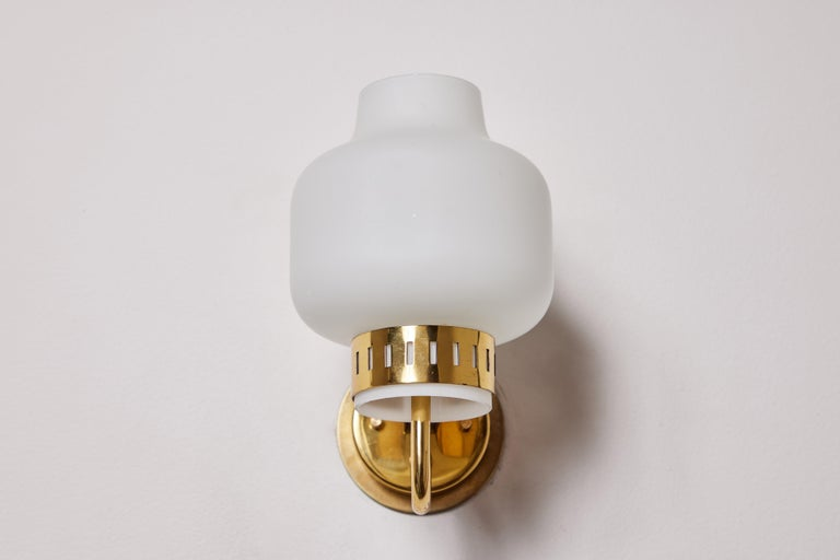 Pair of Stilnovo Sconces In Good Condition In Los Angeles, CA