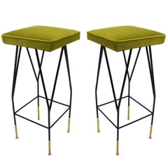 Pair of Stools, Italy