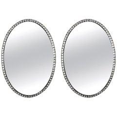 Pair of Stunning Georgian Style Irish Mirrors