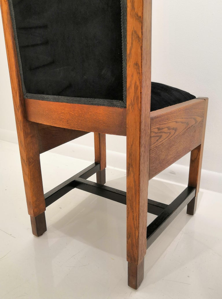 Pair of Swedish Art Deco Chairs, Sweden, 1930s For Sale 6
