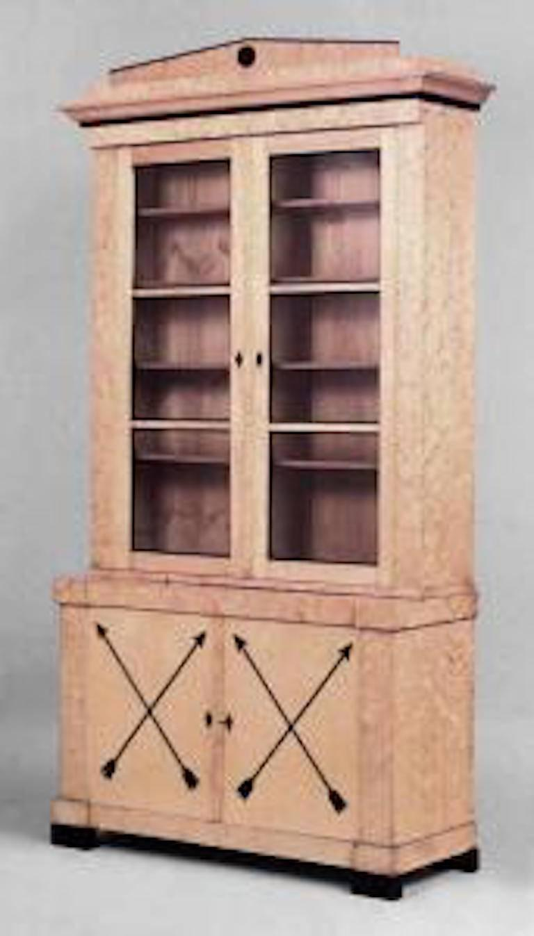 design oak furniture of flush the murphy in unfinished full maple door home size bookcase outstanding x images assembled