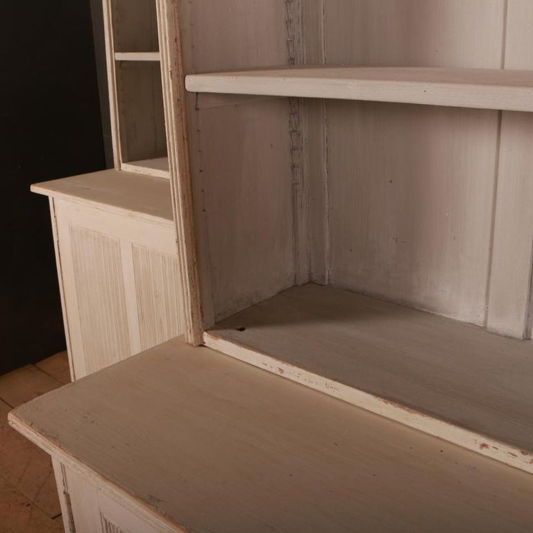 Pair of Swedish Bookcases For Sale 1