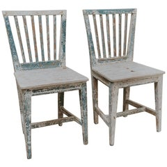 Pair of Swedish Chairs