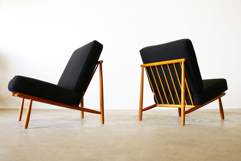 Magnificent fully original pair of