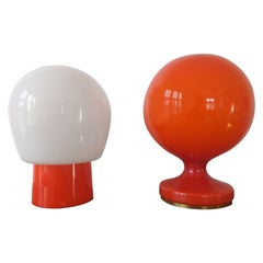 Pair of Table Lamp Designed by Stepan Tabery, 1970s