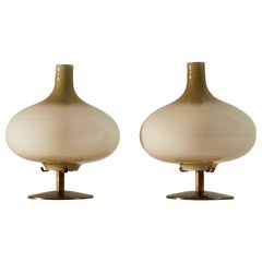 Pair of Table Lamps by Annig Sarian