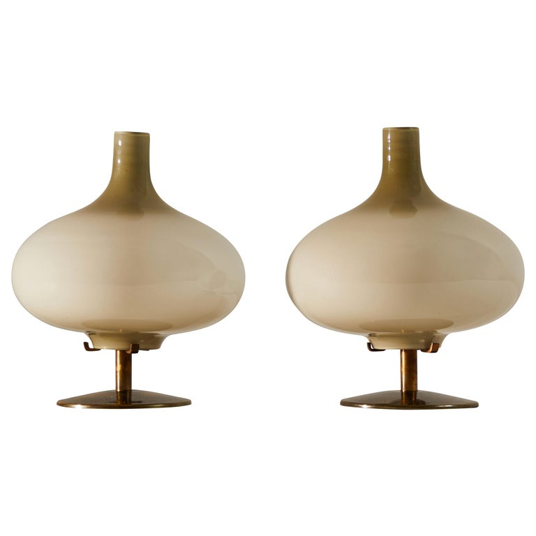 Pair of Table Lamps by Annig Sarian For Sale