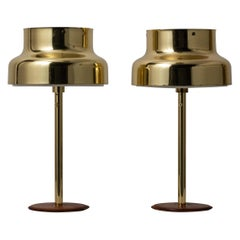 Pair of Table Lamps by Ateljé Lyktan
