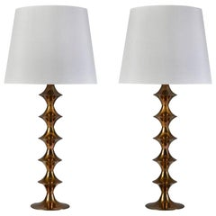 Pair of Table Lamps by Hans-Agne Jakobsson
