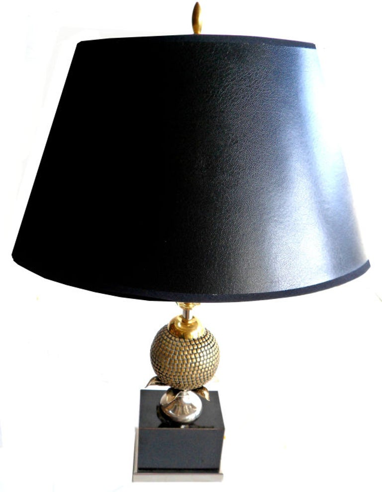 French .Pair of  Table Lamps by Maison Charles