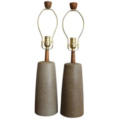 Pair of Table Lamps by Martz