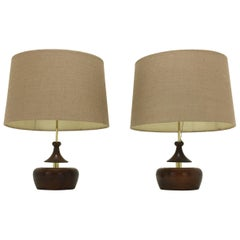 Pair of Table Lamps by Modeline of California