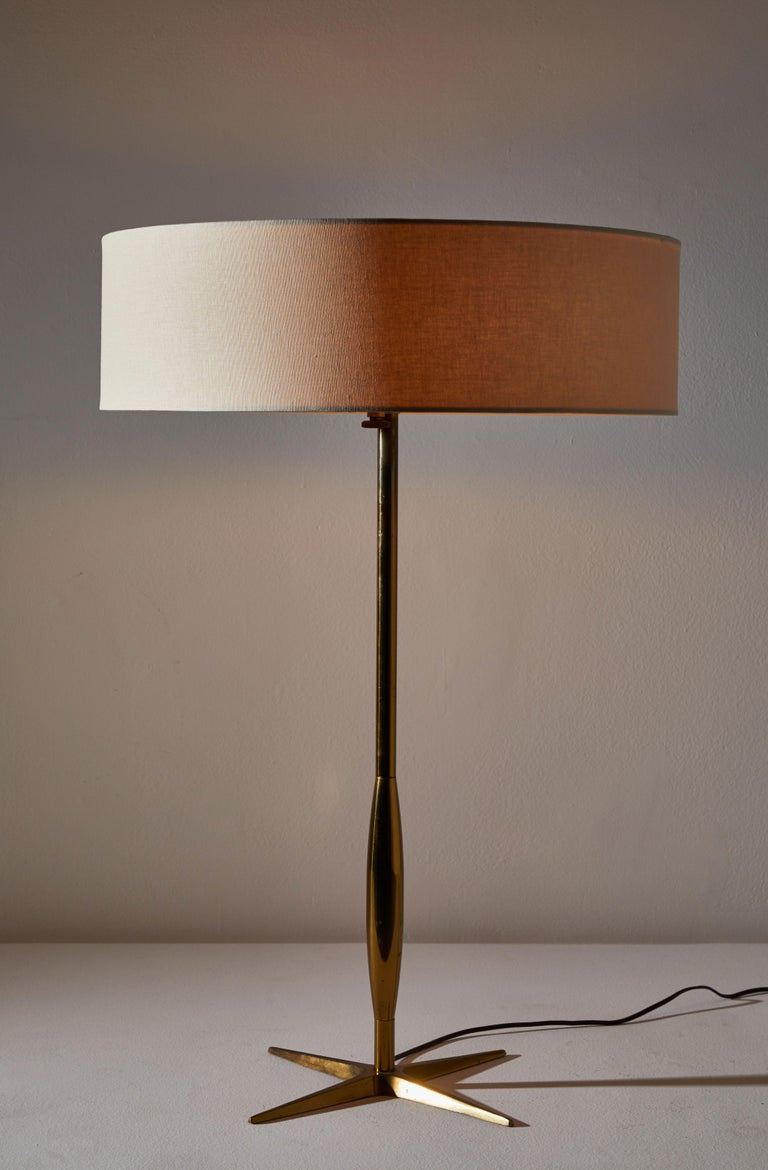 American Pair of Table Lamps by Stiffel For Sale