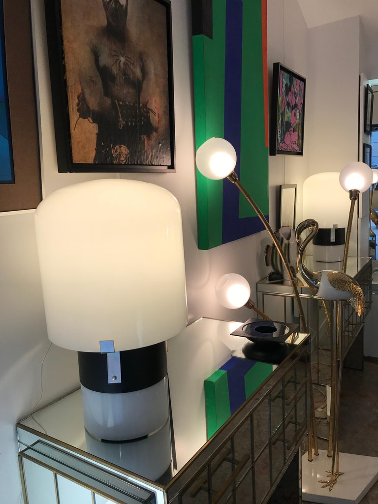 Pair of table lamps LOM Monza Design For Sale 3