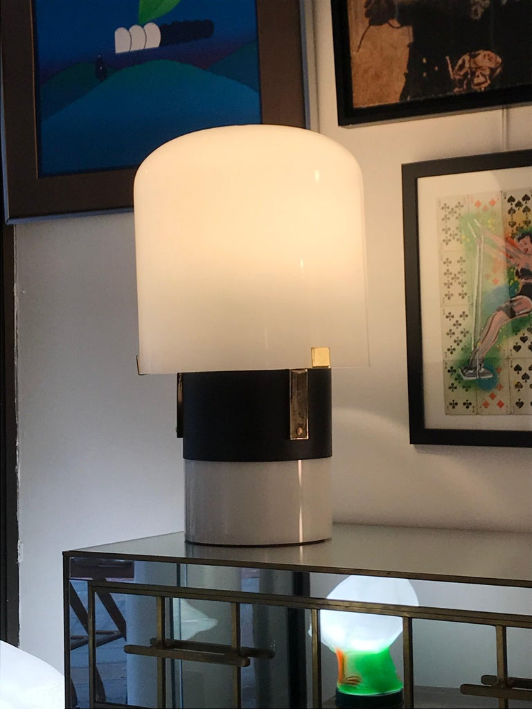 Pair of table lamps LOM Monza Design For Sale 4