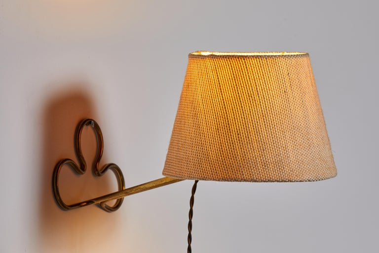Pair of Table/Wall Lights by Mauri Almari for Idman Oy For Sale 8